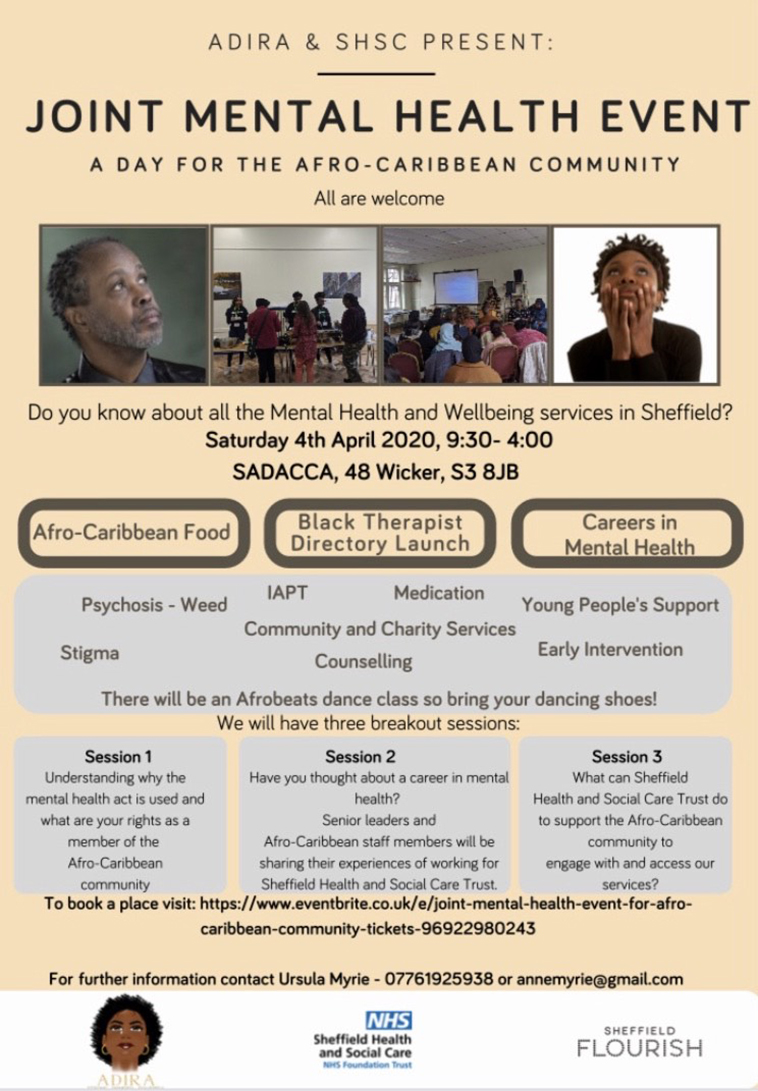 Joint Mental Health Event