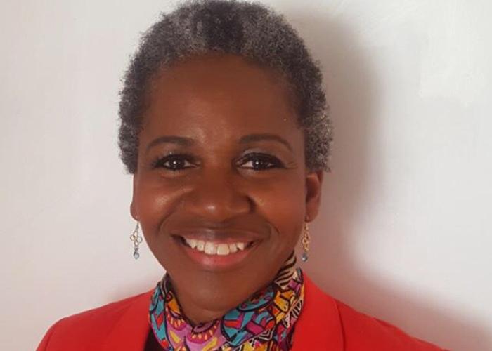 Angela Barrows Black Therapist