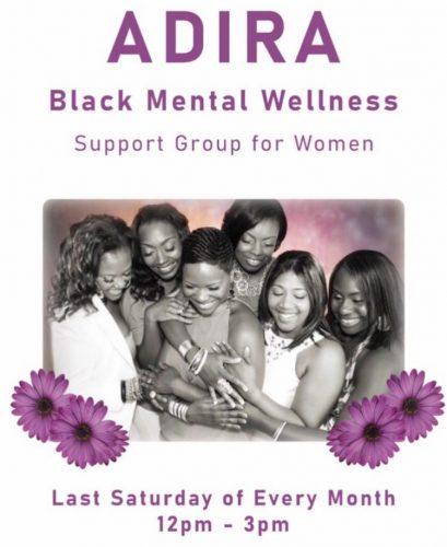 ADIRA Black Mental Wellness
